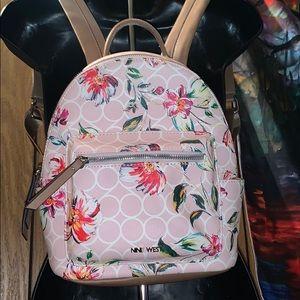 Nine West Floral Mini Backpack